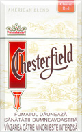 Chesterfield Classic Red