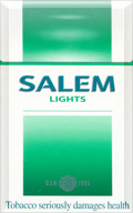 Salem Menthol Lights