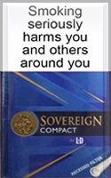 Sovereign Compact Blue