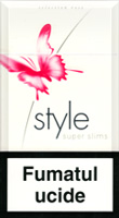 Style Super Slims Rose